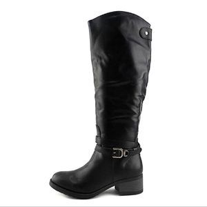 Rampage Size 8M Imelda Tall Riding Boots